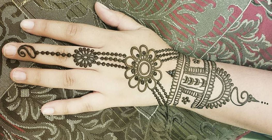 300 Easy Henna Designs For Beginners On Hands 2020 Simple Mehandi Art For Kids,Simple Plain Saree With Designer Blouse Images