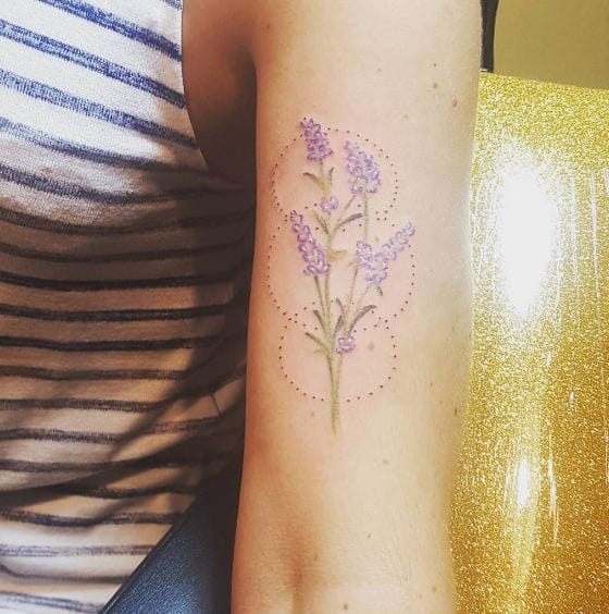 Good Lavender Tattoos
