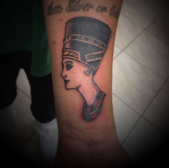 African Tattoos Design With Quotes