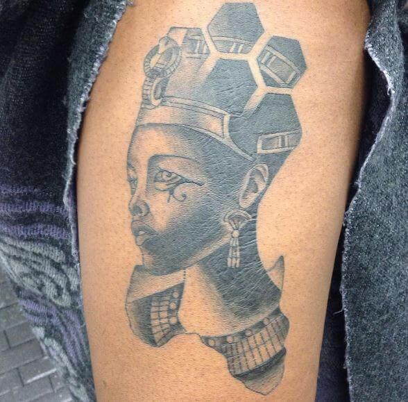 African Tattoos Meaning And Ideas