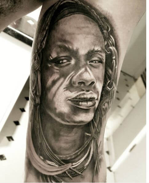 African Tattoos For Men