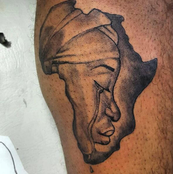 Amazing African Tattoos Design And Ideas