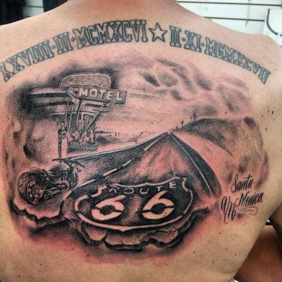 Biker Tattoo 15