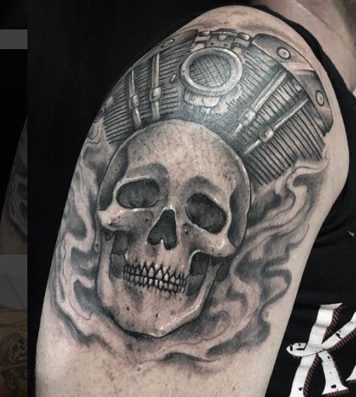 Biker Tattoo 18