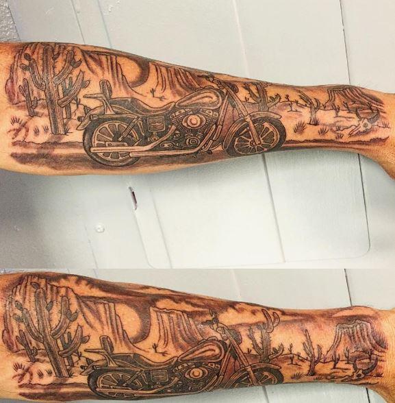 Biker Tattoo 21