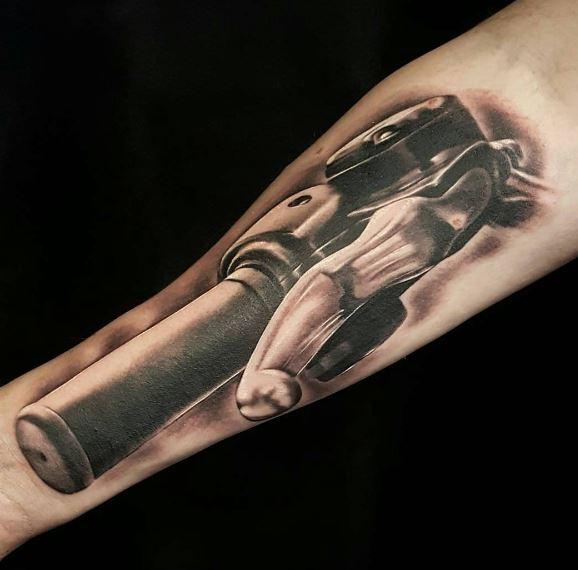 Biker Tattoo 26