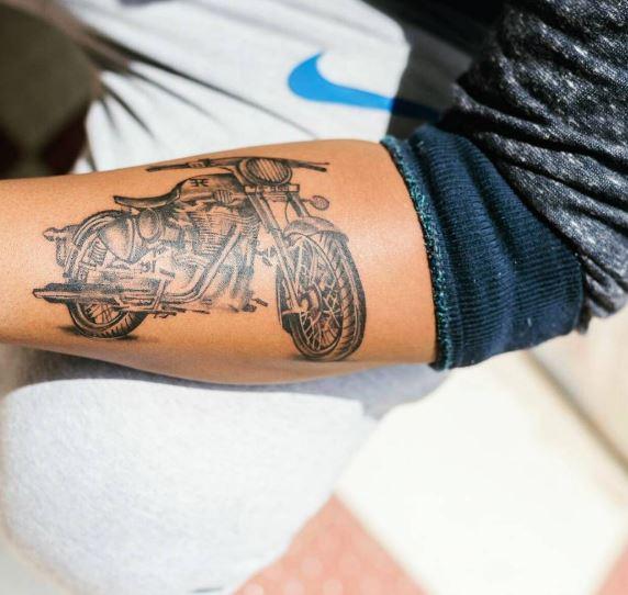 Biker Tattoo 30