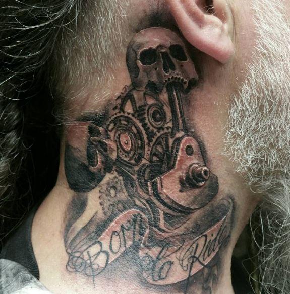Biker Tattoo 31