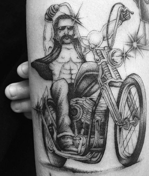 Biker Tattoo 32