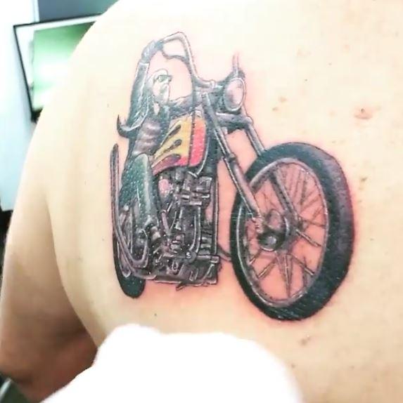 Biker Tattoo 35