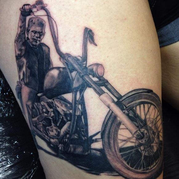 Biker Tattoo 41