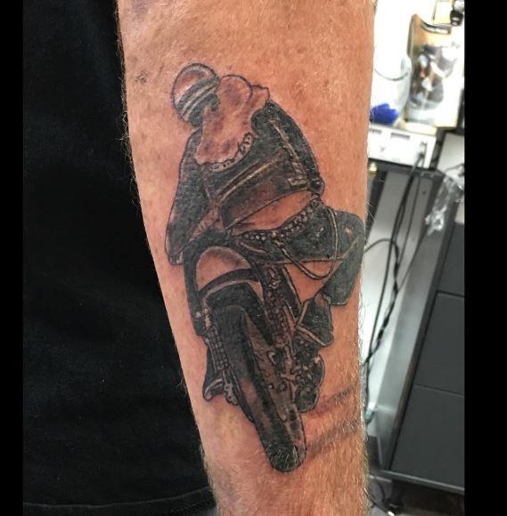 Biker Tattoo 44