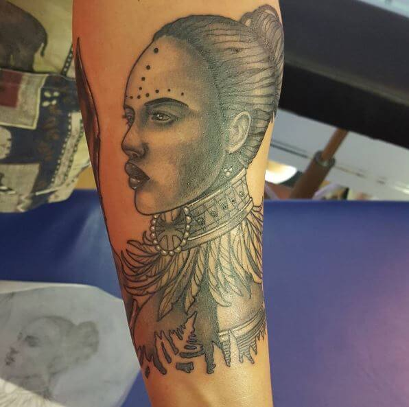 Cool African Tattoos Ideas And Design