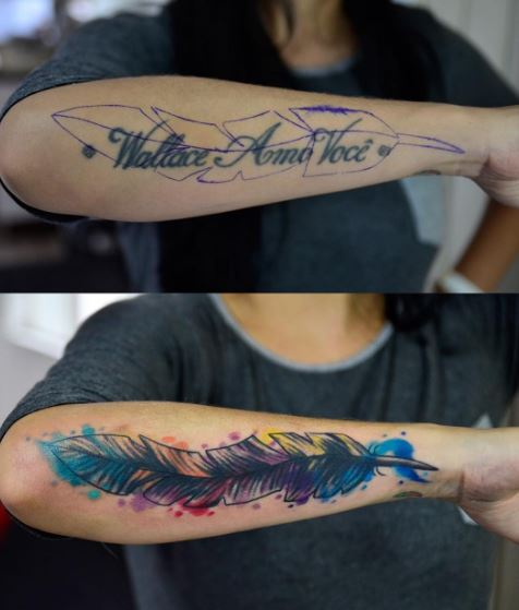 Cover Up Tattoo 36