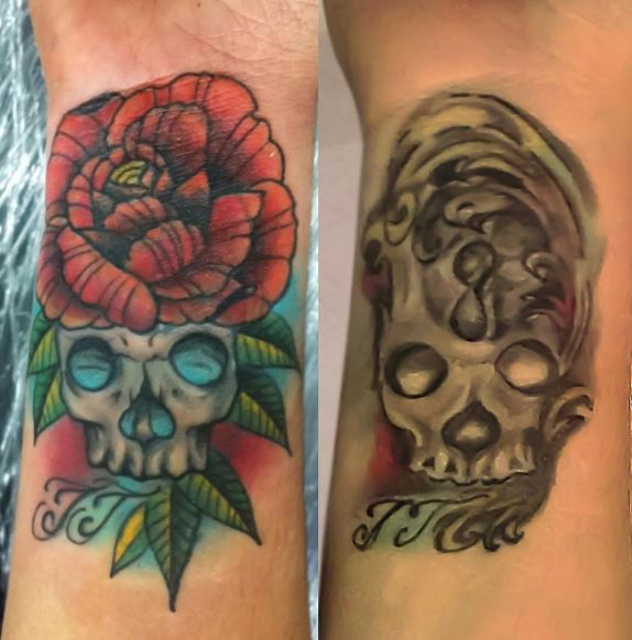 Cover Up Tattoo 47