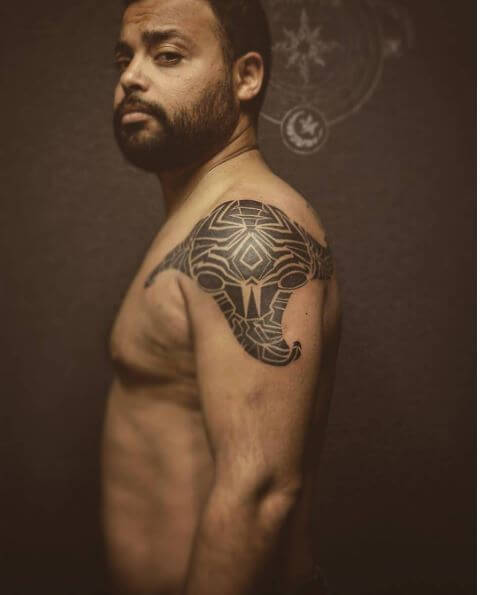 Cute African Tattoos Desig And Ideas