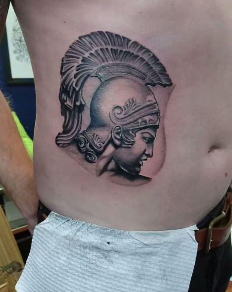 Greek Tattoo On Arm 29