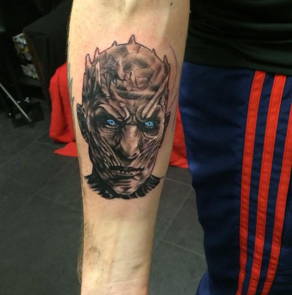 Knight King Game Of Thrones Tattoos Design And Ideas