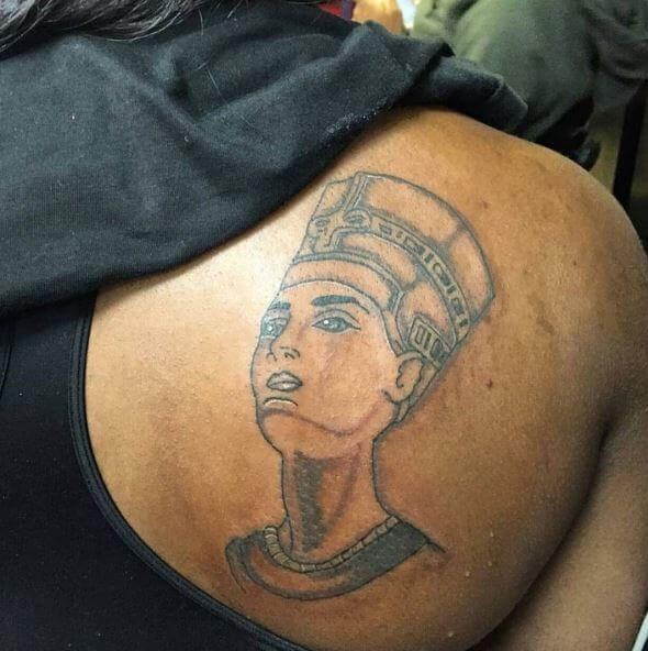 Latest African Tattoos Design And Ideas