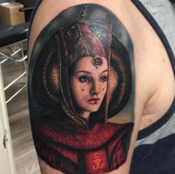 Latest Star Wars Tattoos Design In 2017