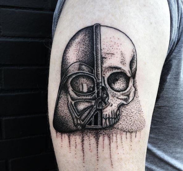 New Star Wars Tattoos Ideas