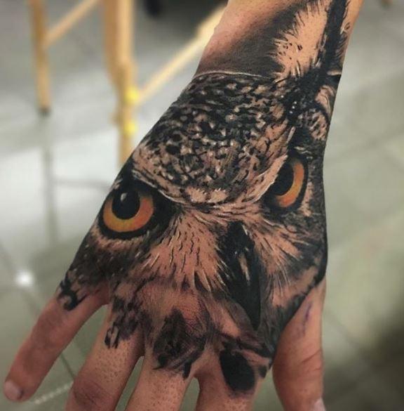 Realistic Tattoo On Arm 24