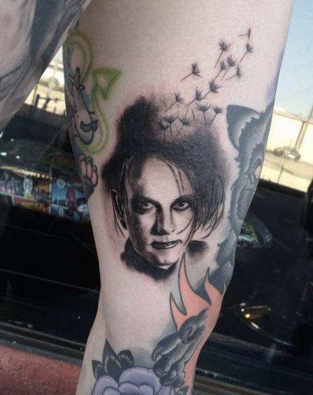 Realistic Tattoo On Arm 25