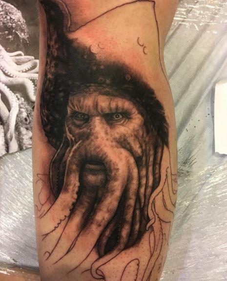 Realistic Tattoo On Arm 31