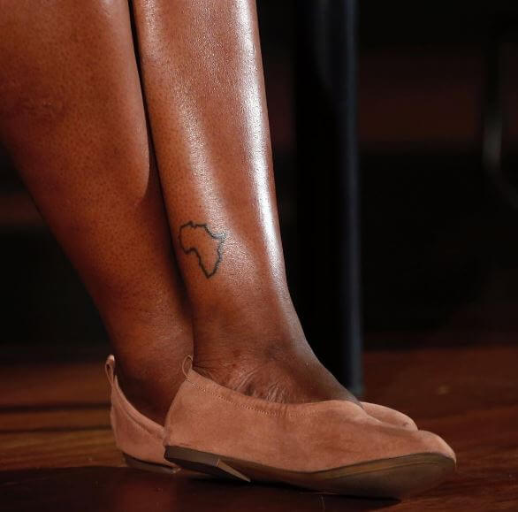 Small African Tattoos Design And Ideas