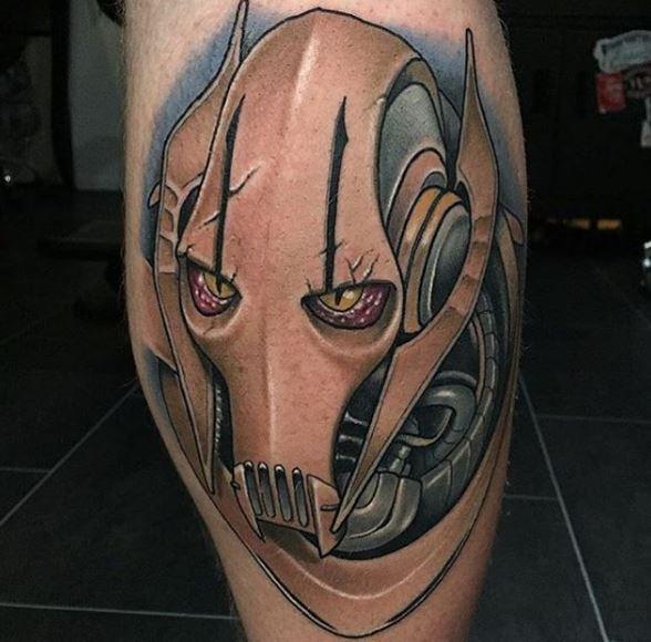 Star Wars Alien Tattoos Design And Ideas