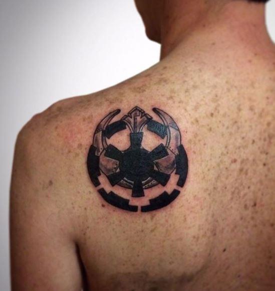 Star Wars Tattoos Design Pictures