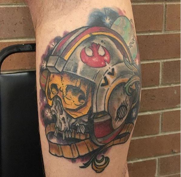 Star Wars Tattoos Design For Men