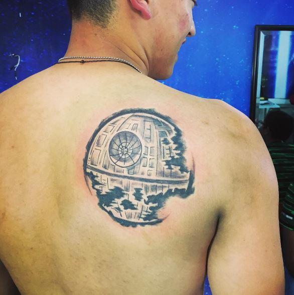 Star Wars Tattoos Design For Women