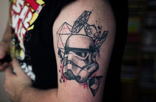 Star Wars Tattoos Gallery