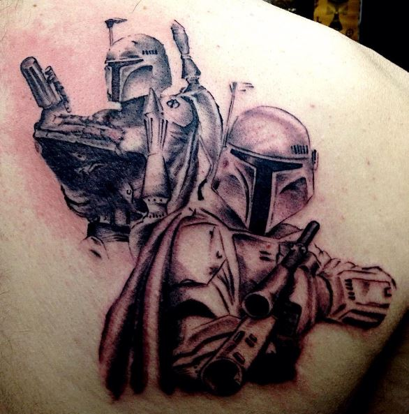 Star Wars Tattoos On Pinterest