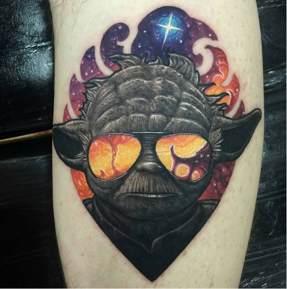 Star Wars Yods Tattoos Design And Ideas