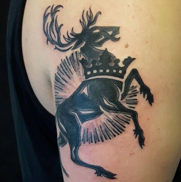 Sweet Game Of Thrones Tattoos Design