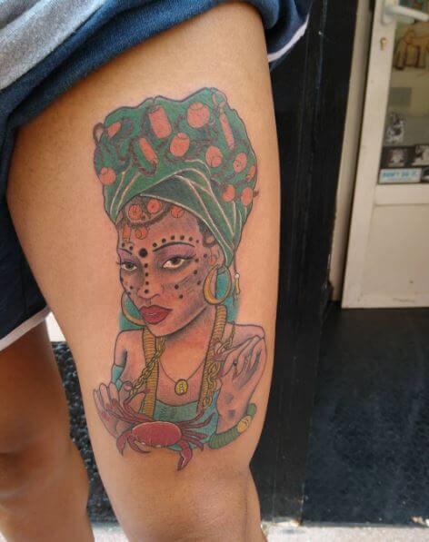 African Tattoo Culture