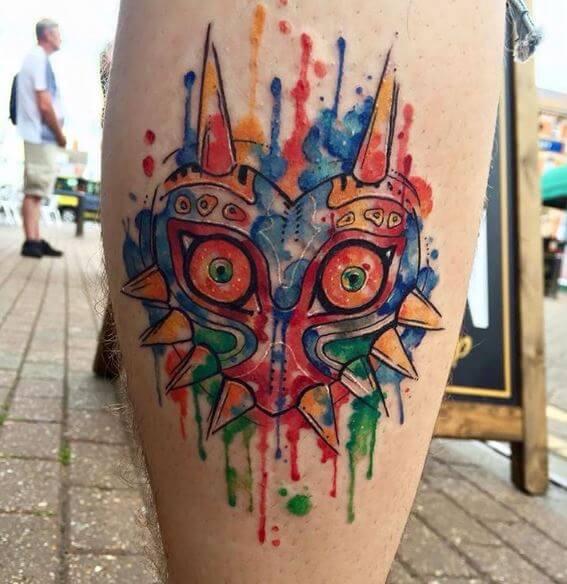 Amazing Zelda Tattoos