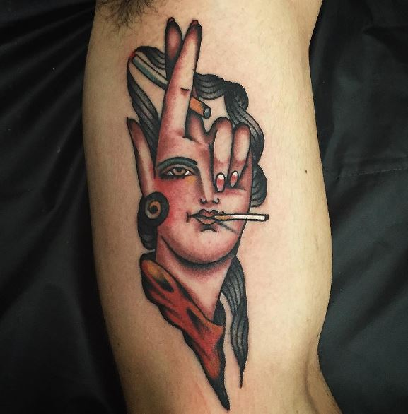 American Traditional Tattoos