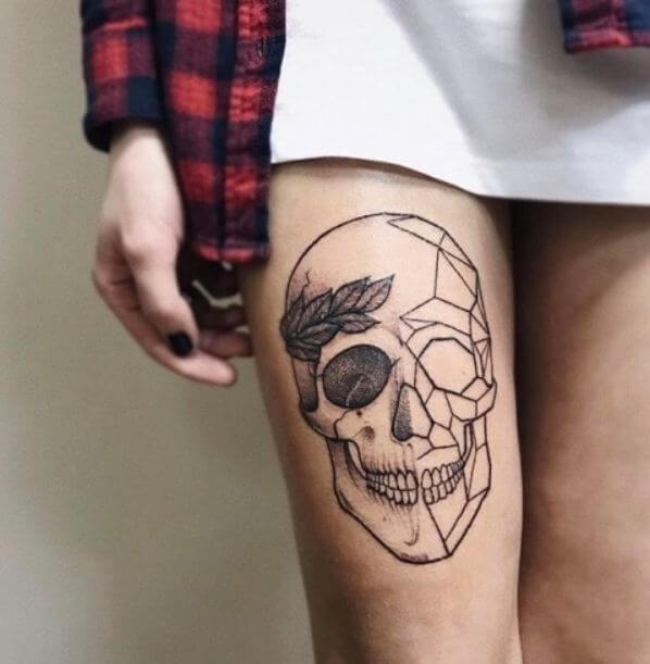 Awesome Skull Tattoos