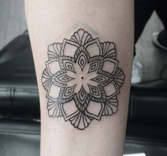 Beautiful Feminine Tattoos