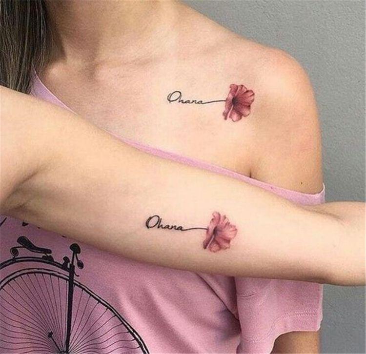 Best Friend Disney Tattoos (1)