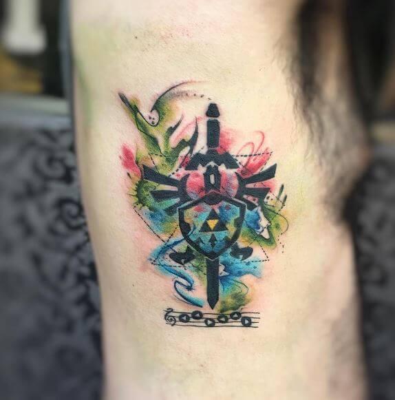 Best Zelda Tattoos