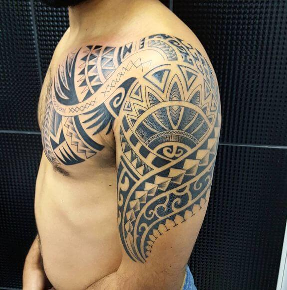 Bruno Maori Tattoos