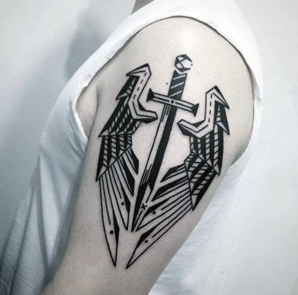Cool Arm Tattoos For Guys