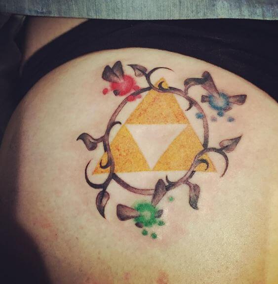 Cute Zelda Tattoos