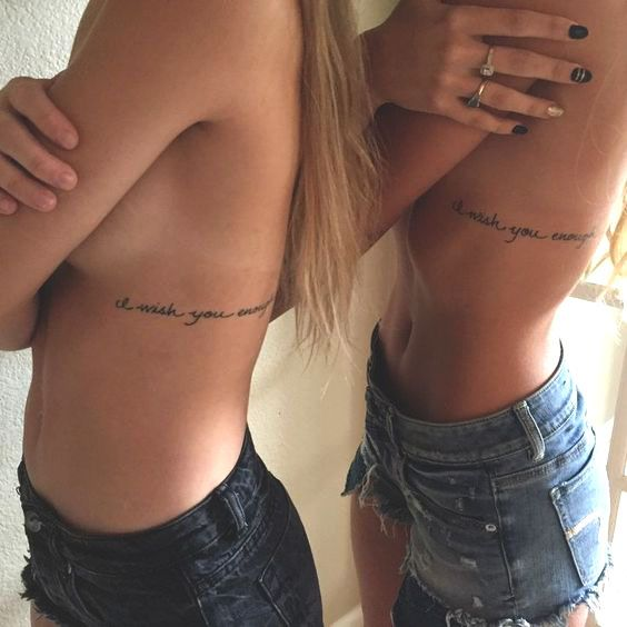 Friendship Symbol Tattoos And Meanings (8)