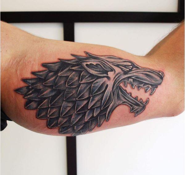 Game Of Thrones Tattoos On Tumblr