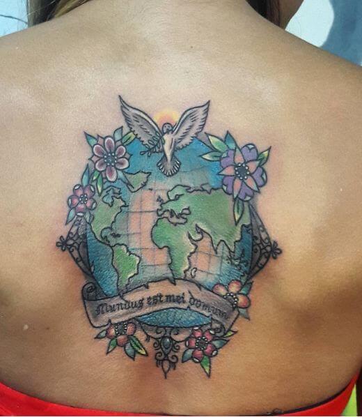 Globe Tattoos